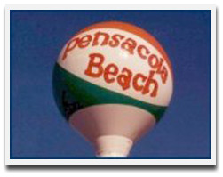 Pensacola Beach Attractions